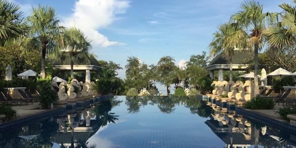 Thailand resort Phuket