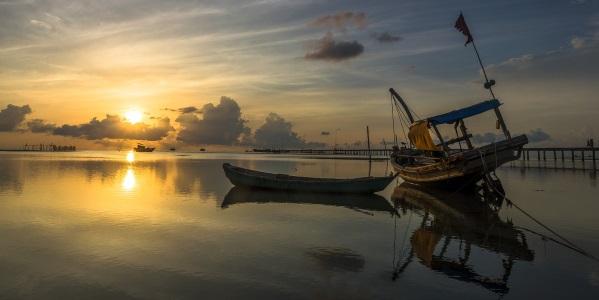 Vietnam Phu Quoc zonsopkomst