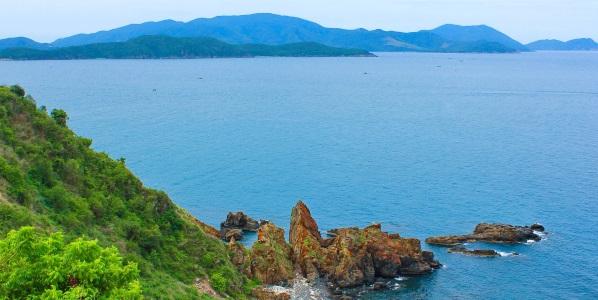 vietnam kustlijn