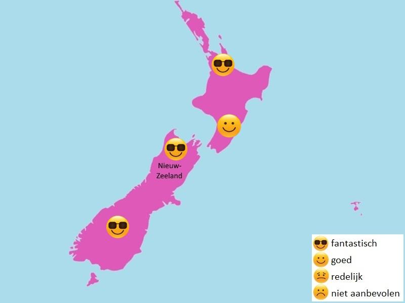 map-weer-nieuw-zeeland-november