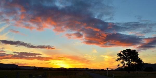 zonsondergang-nieuw-zeeland