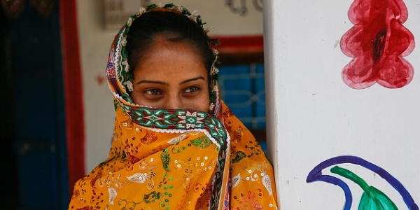 indiase-vrouw