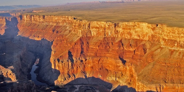 temperatuur grand canyon