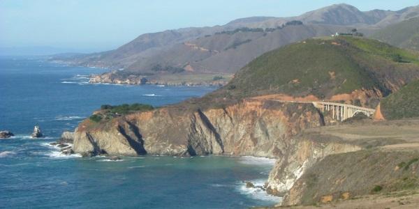 Highway 1 Californië