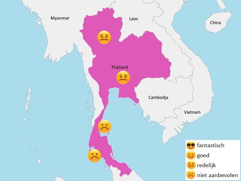 Oktober Thailand