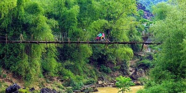 Vietnamees landschap