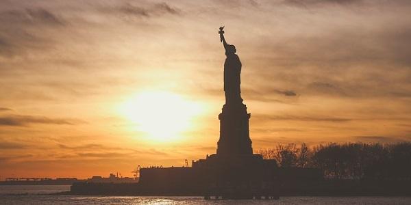 New York Vrijheidsbeeld