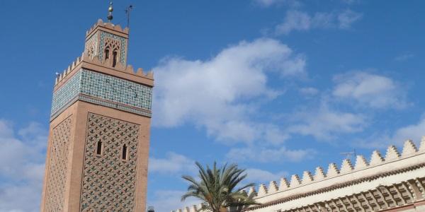 Marrakesh Kasbah Moskee