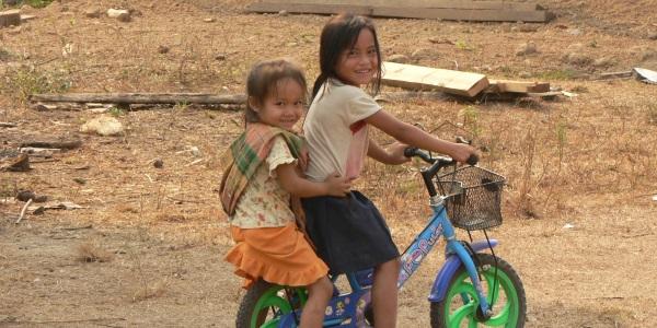 Kindjes in Som Sa Mai