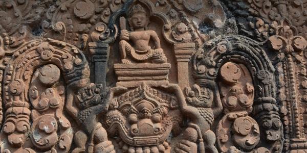 Wat Phou Zuid-Laos