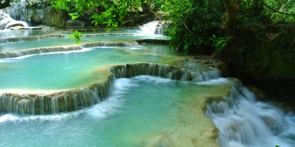 Waterval Laos