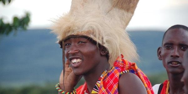 Jonge Massai