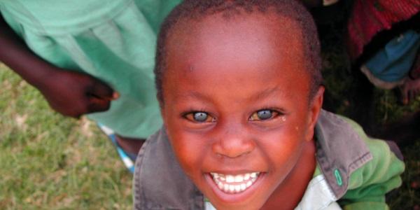 Keniaans jongetje