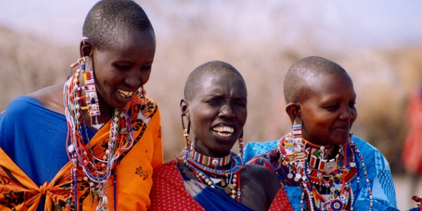 Kleurrijk Kenia