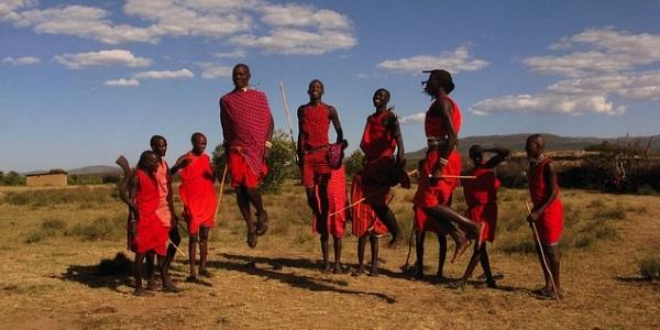 Masai volk