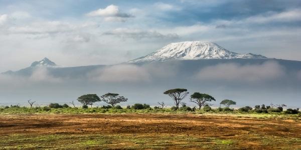 Nationaal park Amboseli Kenia