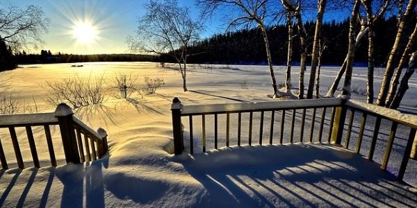 Winters Quebec