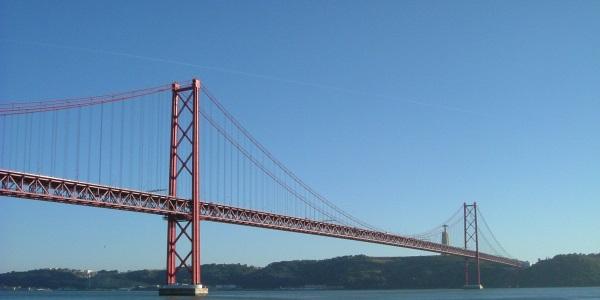 Ponte 25 de Abril Lissabon