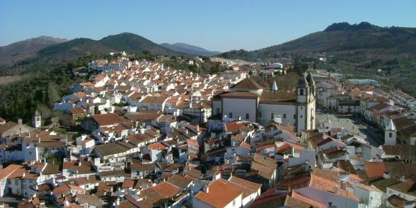 dorpje Alentejo