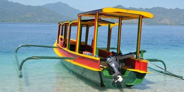 Boot Bali