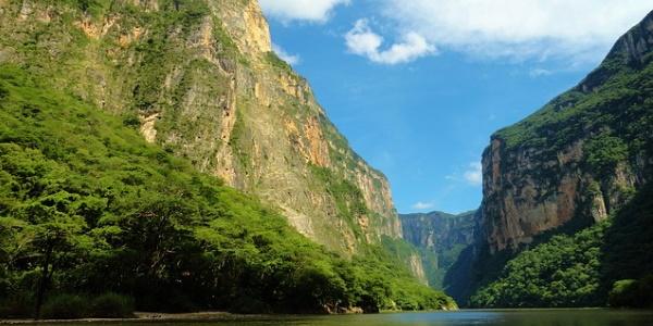 Chiapas natuur